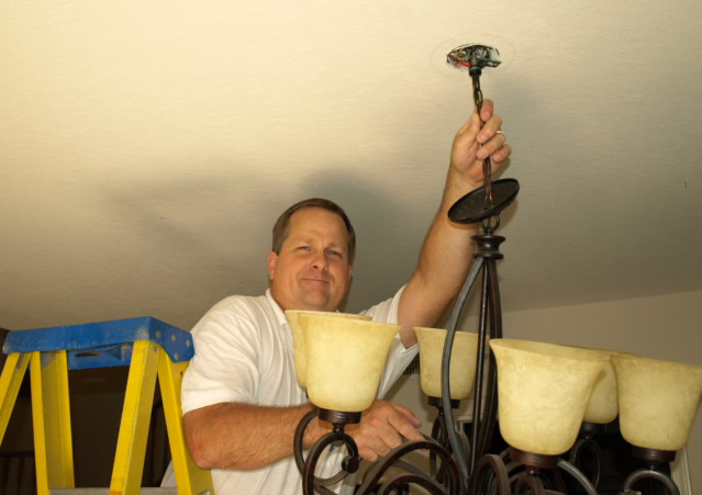 hidden hills electric company lighting installation